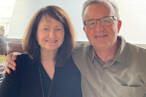 Dave & Marilyn Packer